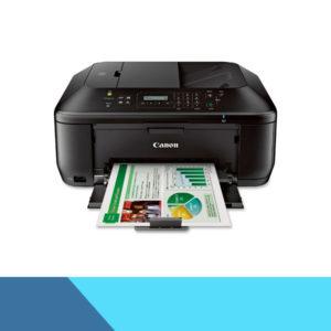Impresoras de Inyección de Tintas