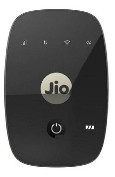 Modem Router Jio 4G